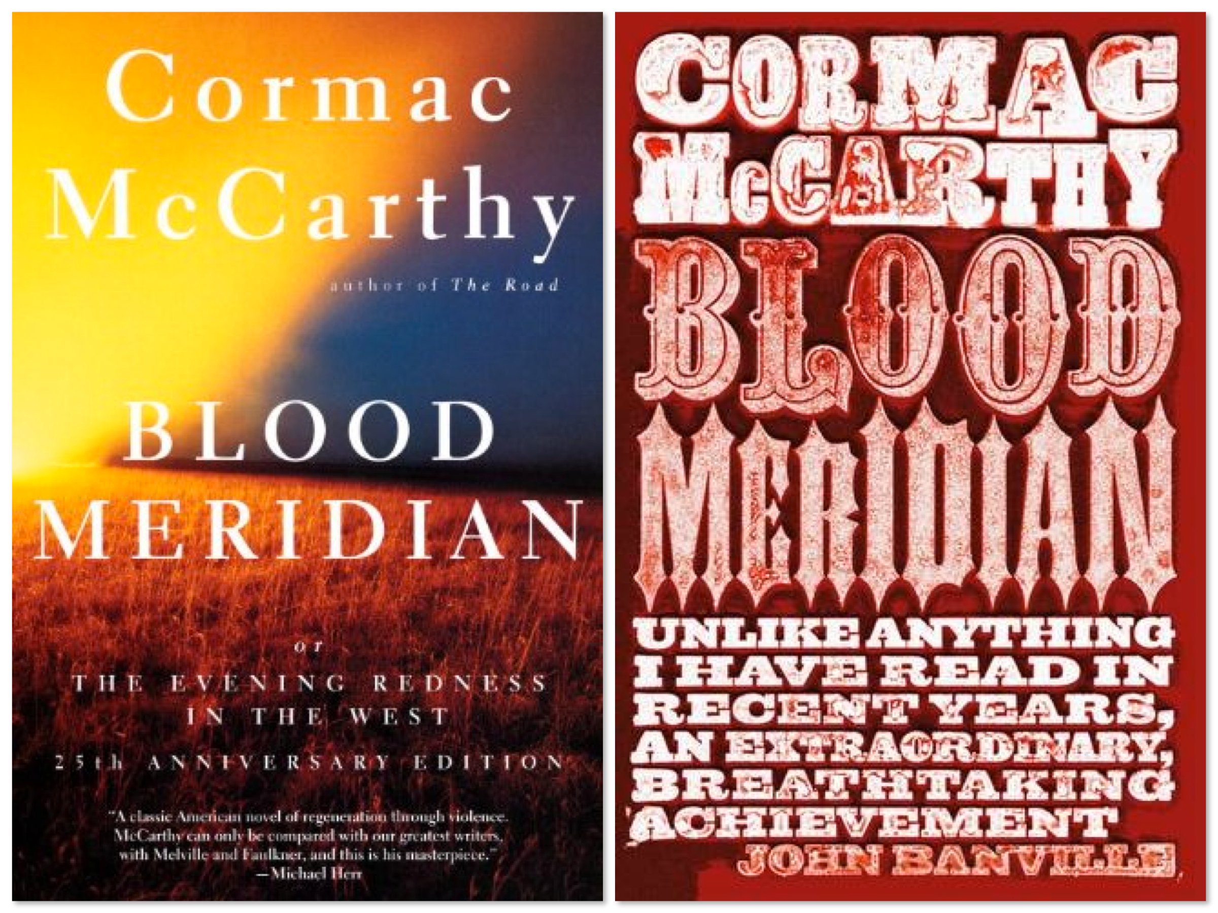 blood meridian summary of chapter 1 to 3