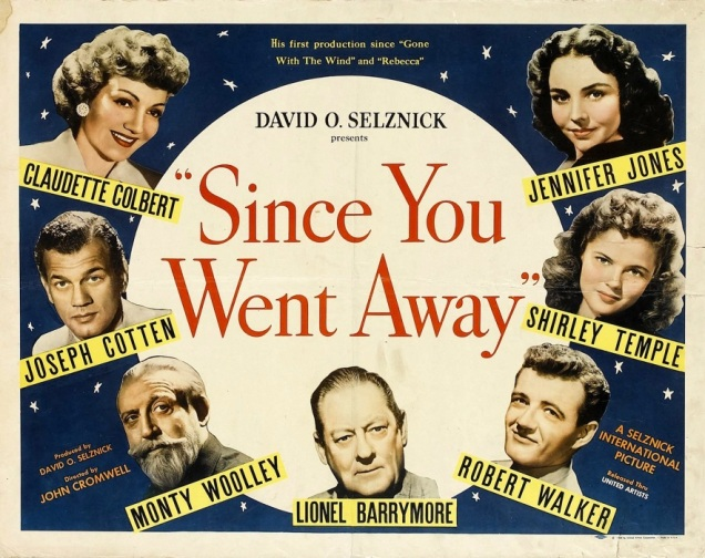 Image result for since you went away movie
