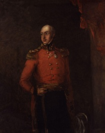 Major General William Elphinstone, leader of the disastrous withdrawal from Kabul