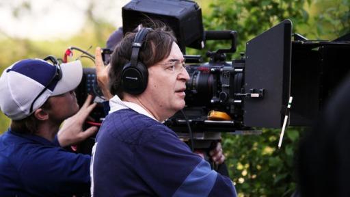 "Ron Maxwell shooting ""Copperhead"""