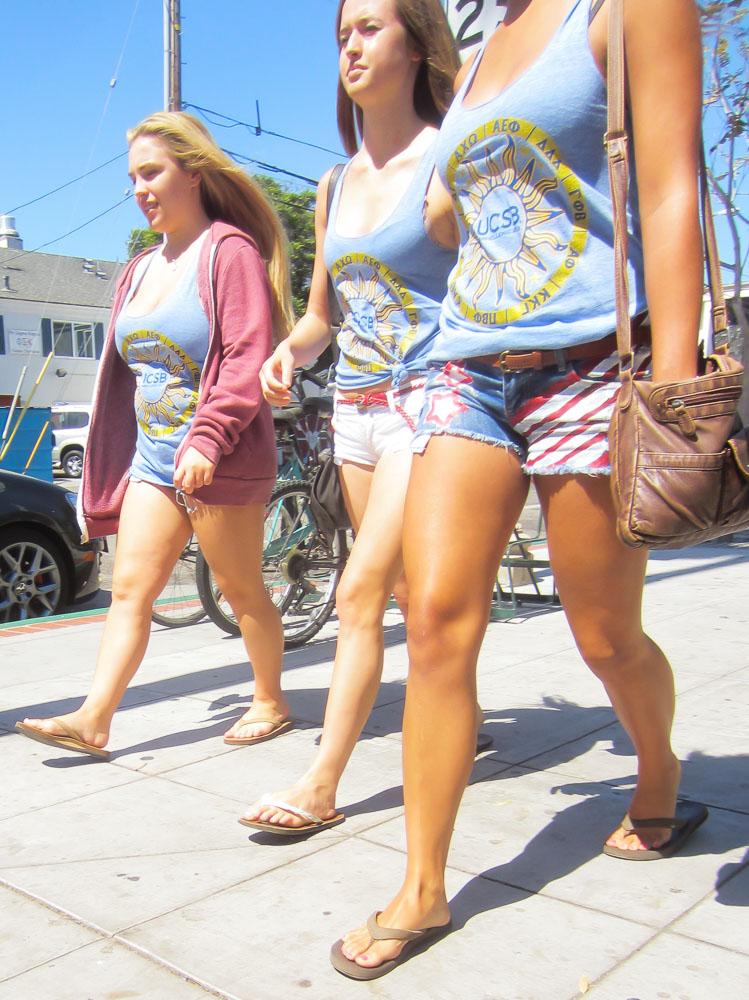 isla vista girls