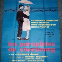 The Umbrellas of Cherbourg (French)