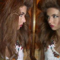 Alena+hair