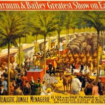 Barnum & Bailey Circus, 1897