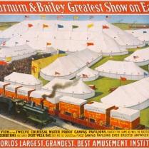 Barnum & Bailey Circus, 1899