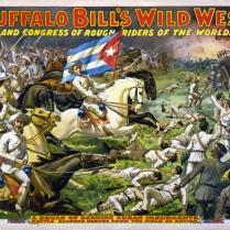 Buffalo Bill Wild West Show, c1898