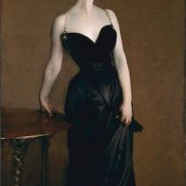 Madame X (Madame Pierre Gautreau), John Singer Sargent, 1884