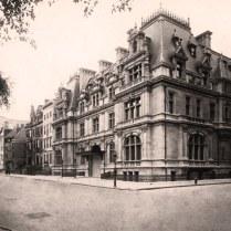 New York, Astor Mansion, 5th Ave