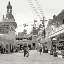 New York, Coney Island, 1903