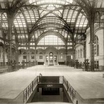 New York, Old Penn Station, 1910