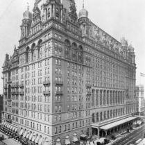 New York, Waldor-Astoria Hotel, 5th Ave