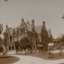 Pabst Mansion, Milwaukee, 1892