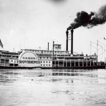Providence Steamboat, 1870