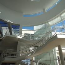 Glass, geometry, white, glass, geometry, white...