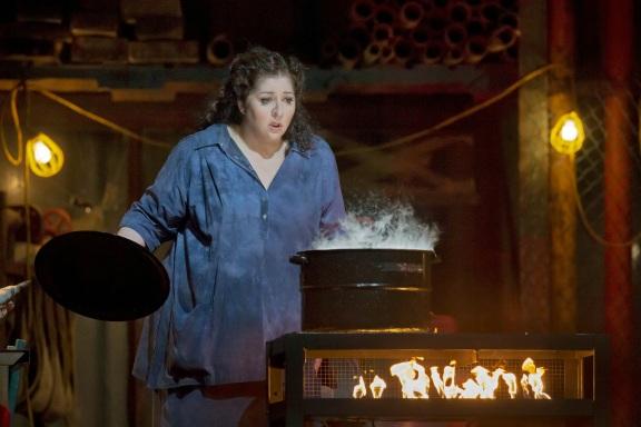 Photo Credit: Ken Howard, Metropolitan Opera