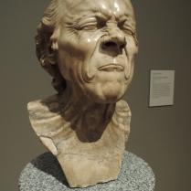 Franz Xaver Messerschmidt, The Vexed Man, German, Austria, 1771-1783