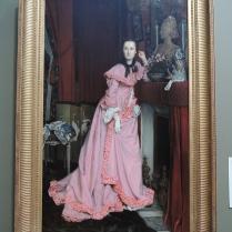 Jacques Joseph Tissot, Portrait of the Marquise de Miramon, née, Thérèse Feuillant, French, 1866