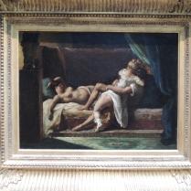 Théodore Géricault, Three Lovers, French, 1817-1820