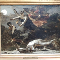 Pierre-Paul Prud'hon, Justice and Divine Vengeance Pursuing Crime, French, 1805-1806