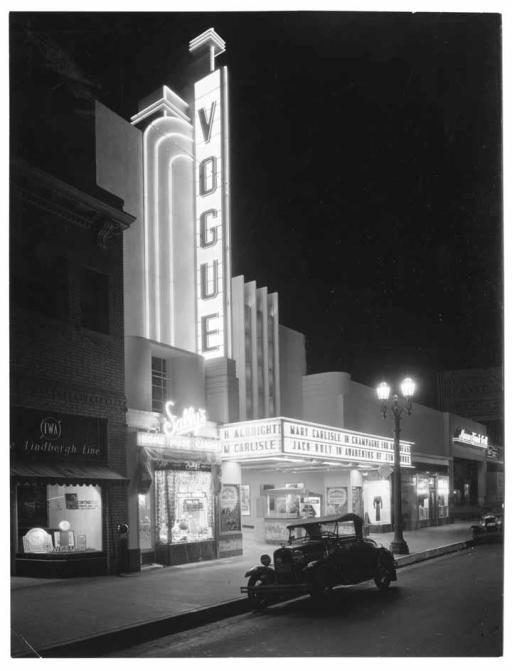 voguetheaterhollywood1935