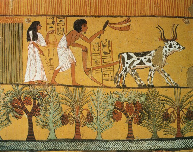 Sowing-and-Ploughing-in-the-Fields-wall-painting.-Tomb-of-Sennedjem-13th-century-B.C.