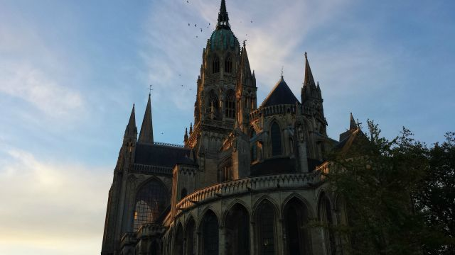 bayeuxcathedral