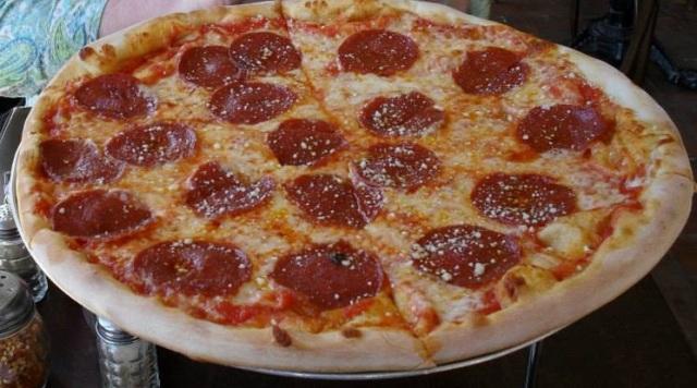 Rosco's pizza.