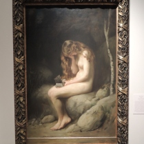 """Pandora"" (1908) by Thomas Kennington"