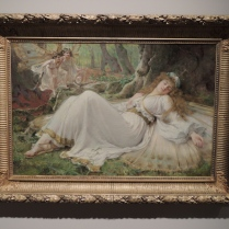 """Titania"" (1896) by Frederick Howard Michael"