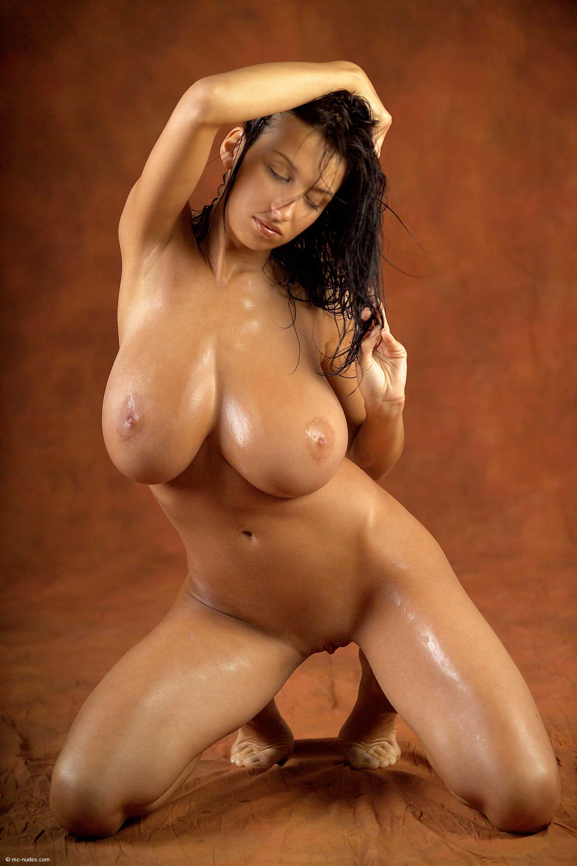 Naked Lady Of The Week Jana Defi  Uncouth Reflections-9406