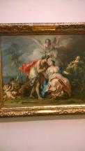 Jacopo Amigoni, Bacchus and Ariadne, c1740-42