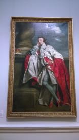 Joshua Reynolds, James Maitland, 7th Earl of Lauderdale, 1759-60