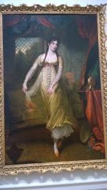 John Hoppner, Madeoiselle Hilligsberg, 1791