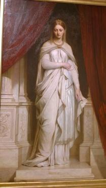 Thomas Francis Dicksee, Hermione, 1784