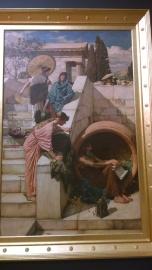 John William Waterhouse, Diogenes, 1882