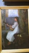 Elizabeth Stanhope Forbes, Mignon, 1890