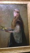 John Everett Millais, The Captive, 1882