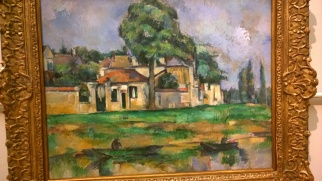 Paul Cézanne, The Banks of the Marne, c1888