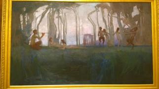 Sydney Long, Pan, 1898