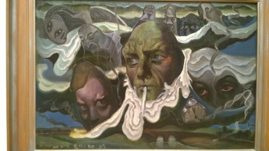 Herbert McClintock, Dawnbreakers, 1939