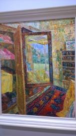 Grace Cossington Smith, Interior with Wardrobe Mirror, 1955