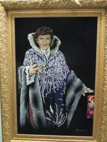 The Patron Saint of Kitsch.