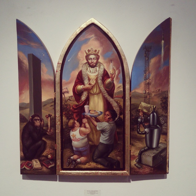 La Luz de Jesus Gallery, Los Angeles