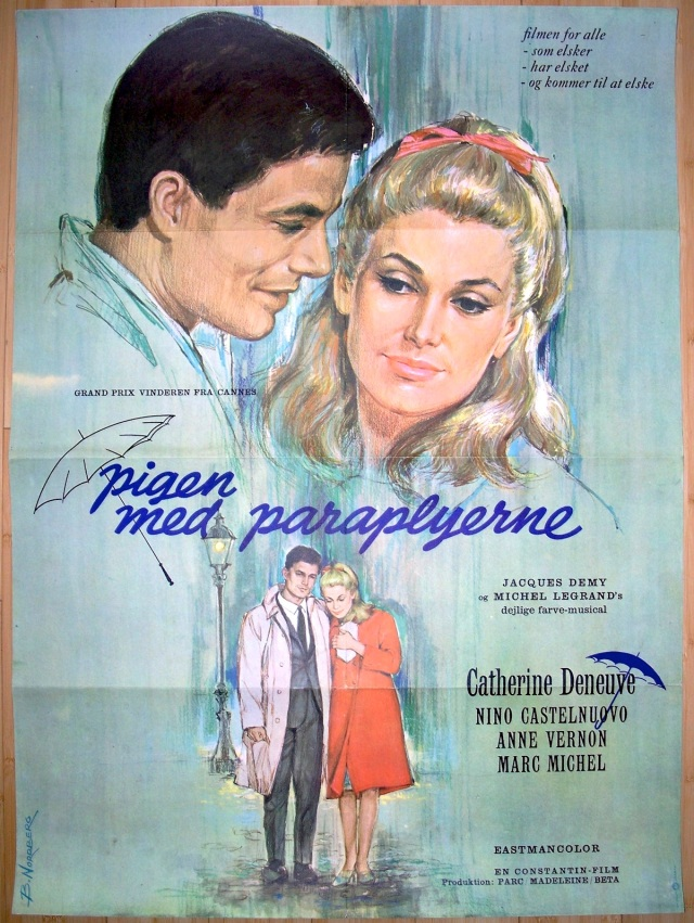 The Umbrellas of Cherbourg (Danish)
