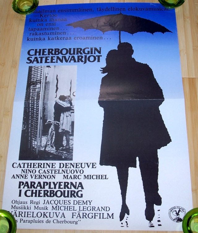 The Umbrellas of Cherbourg (FInland)