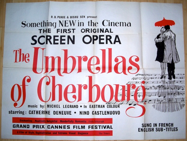The Umbrellas of Cherbourg (UK)