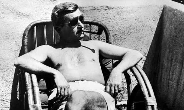 William Faulkner In Hollywood