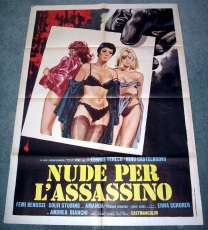 Strip Nude for Your Killer (Italian)