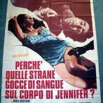 The Case of the Bloody Iris (Italian)