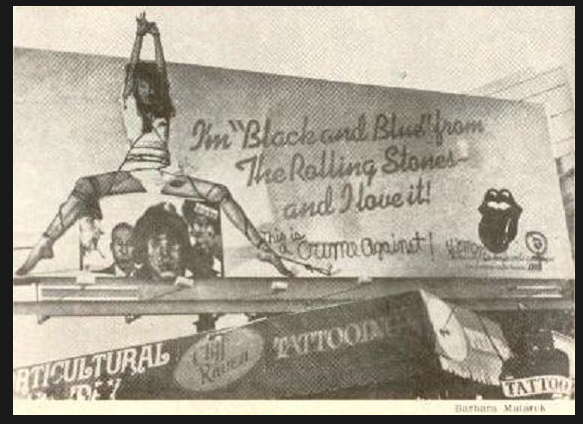 blackbluebillboard